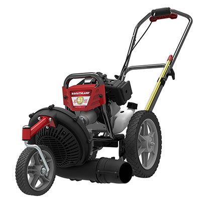 Wheeled String Trimmer Mower Swstm4317 Lawn Care Products